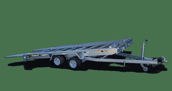 Anhänger mieten: PKW-Fahrzeugtransporter, PKW-Fahrzeugtransporter mieten, Vermietung von PKW-Fahrzeugtransportern