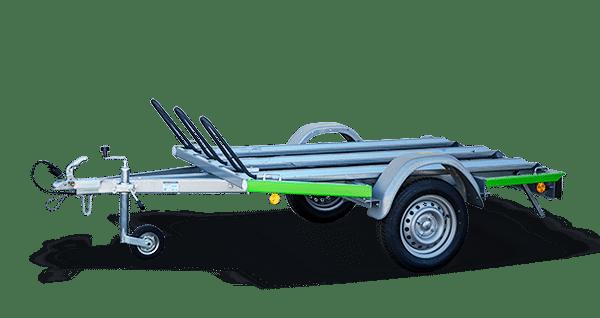 Anhänger mieten: PKW-Motorradanhänger, PKW-Motorradanhänger mieten, Vermietung von PKW-Motorradanhängern